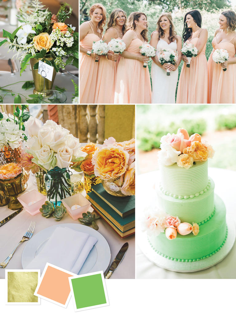 Unique wedding ideas all about party for wedding best for Best wedding colour themes