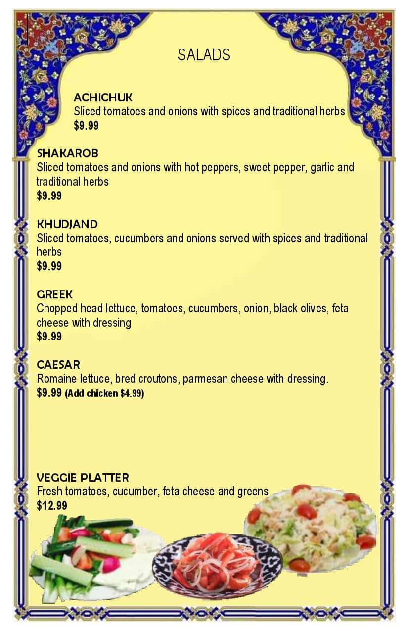Final menu 1-1